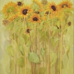 Jane Wormell, Oxeye Daisies, 2020