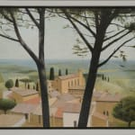 Tom Mabon, A Garden under the Apennines. Villa Collemandina, 2020