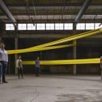 Joseph La Piana, Tension Installation, 2015