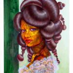 Firelei Báez, Untitled, 2017