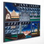 Roger Brown, Past and Future Art, 1989