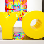Deborah Kass, OY/YO, 2020