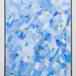 Young-Il Ahn, Water SM187, 1987