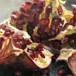 Andrea Kantrowitz, Pomegranate (Reclining), 2005