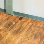 Brett Eberhardt, Vent and Dining Room Floor, 2013