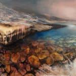 Beth Robertson Fiddes, Quiet Water, Assynt, 2020