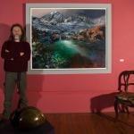 Beth Robertson Fiddes, Winter Trees, 2020