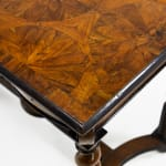 Early 18th Century French Inlaid Walnut Table