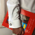 Peter Blake, Red Target Cufflinks, 2008