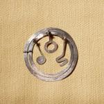 Alexander Calder, Brass Belt Buckle, c. 1943