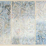 Jasper Johns, Usuyuki, 1981