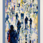 RICHARD GOWER, Walking to the City