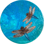 MANDII POPE, What would you do if you only had one day #12 - The Mayfly/Dragonfly Series, 2021