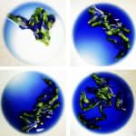 00052 Blue Pea Flower (Clitoria ternatea)