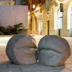 Laurent Pernot, The Kiss, 2021