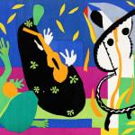 Henri Matisse, Tristesse du Roi (Sadness of the King), 1952