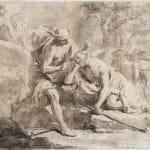 Umberto Boccioni, Studi per il ritratto del Cavalier Tramello, 1906