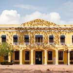 Rafael Gomez Barros, Casa Tomada (House Taken), Aduana Barranquilla, 2008