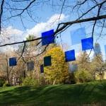 Rachel Valdes, Blue Square, Vermont, USA, 2013