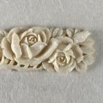 artisan's name unknown, Kanzashi (Hair Stick), Taisho Era (1912-1926)