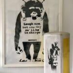 Banksy, Polite Line Tape, 2003