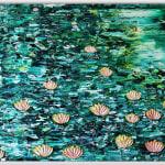 Aubrey Higgin, Wild Water Lilies