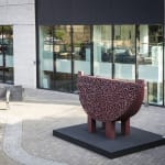 Jon Buck, Making a Difference: Red is for Rhino, 2018