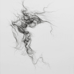 Susie MacMurray, Tied Hairnets no 3, 2014
