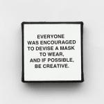 Dotty Attie, Be Creative, 2020