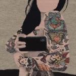 Erin M. Riley, Nudes 42, 2020