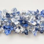 Flower Bonanza - Delfts Blauw I