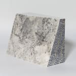 Greta SCHÖDL, Granito rosso Sierra Chica [Red Sierra Chica granite], 2020