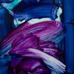 Lily Macrae, Blue Study, 2020