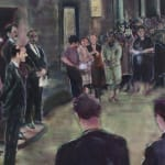 Blair McLaughlin, Isolation Painting, 2020