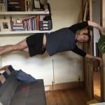 Anthony Schrag, Work/Life Balance (Daily Performances), 2020