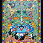 Sudjadi Widjaja, When Arjuna met Srikandi