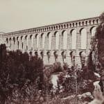 Edouard Baldus, Aqueduct, Roquefavour, 1860