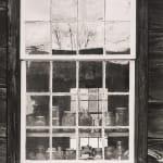 George Tice, Pitchfork, Amish Series, 1968