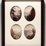 Carleton Watkins, Yosemite Falls from Below, 1865-66