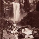 George Fiske, Nevada Fall, Yosemite, c. 1880