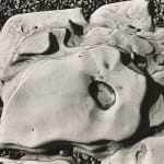 Edward Weston, Eroded Rock (51R), Point Lobos, 1930