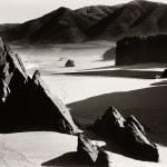 Brett Weston, Garrapata Beach, 1954