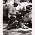 Steve Crouch, Diablo Range, Southern Monterey County, CA, 1974