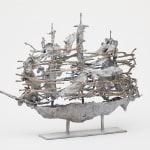John Behan RHA, Corrib Oar Boat