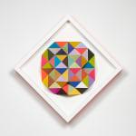 Sean Newport, Flower Puzzle 9, 2021