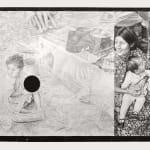 Joel Daniel Phillips graphite drawing