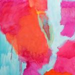 Emily Mason, Take To The Air, 2014