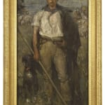 Edward Arthur Walton RSA PRSW, The Shepherd