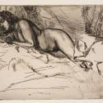 James McNeill Whistler, Venus, 1859