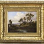 Patrick Nasmyth, Tintern Abbey, 1827